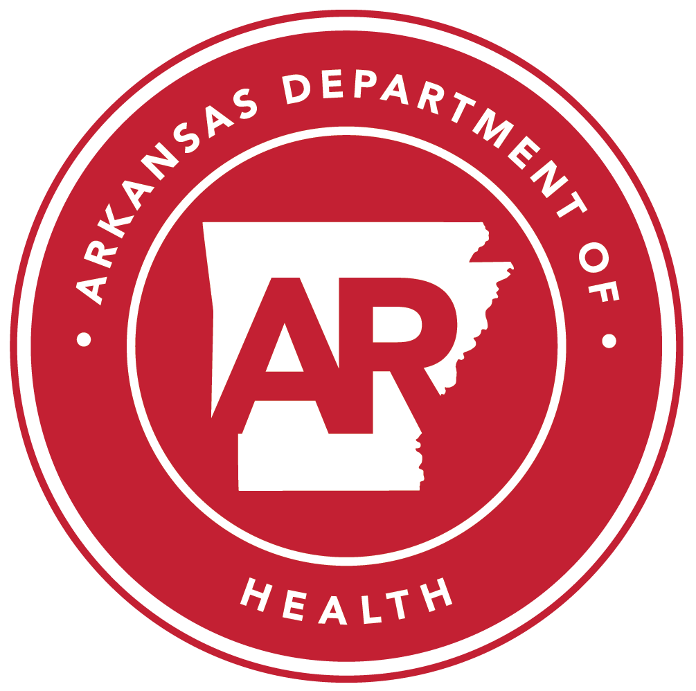 Arkansas Department of Health Logo